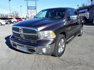 Used 2015 RAM 1500 Slt Big Horn 4x4 for sale in Windsor, ON