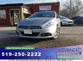 Used 2015 Dodge Dart Limited for sale in Windsor, ON