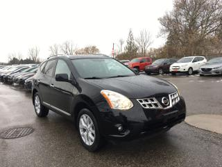 Used 2011 Nissan Rogue SL for sale in London, ON