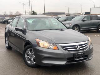 Used 2012 Honda Accord SE for sale in Oakville, ON