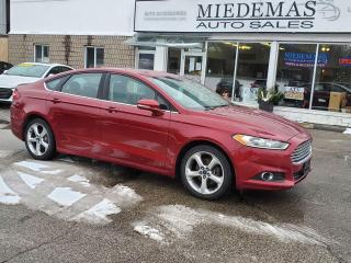 Used 2014 Ford Fusion SE for sale in Mono, ON