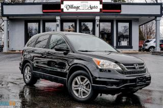 Used 2010 Honda CR-V EX-L, with navigation for sale in Ancaster, ON