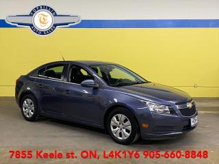 Used 2014 Chevrolet Cruze LT Auto, 2 Years WARRANTY for sale in Vaughan, ON