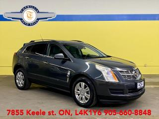 Used 2010 Cadillac SRX 3.0 Luxury for sale in Vaughan, ON
