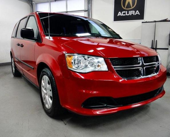 2016 Dodge Grand Caravan Canada Value Package,,NO ACCIDENT