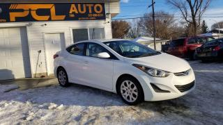 Used 2014 Hyundai Elantra GL for sale in Edmonton, AB