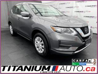 Used 2018 Nissan Rogue FEB Safety Shield+Camera+Blind Spot+Emergency Brak for sale in London, ON