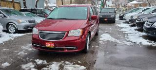 Used 2015 Chrysler Town & Country TOURING for sale in Scarborough, ON