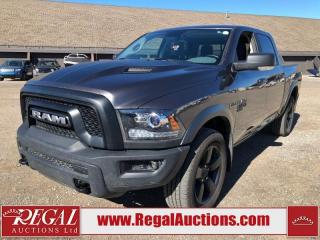 Used 2019 RAM 1500 Classic Warlock CREW CAB SWB 4WD 5.7L for sale in Calgary, AB