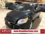 Photo of Black 2011 Chevrolet Aveo