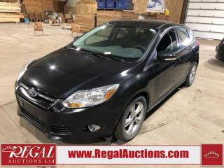 Used 2013 Ford Focus SE 4D Hatchback for sale in Calgary, AB