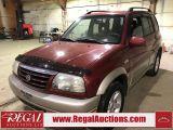 Photo of Red 2004 Suzuki Grand Vitara