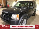 Photo of Blue 2006 Land Rover LR3