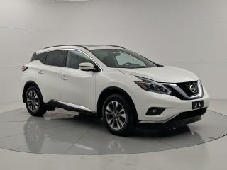 Used 2018 Nissan Murano SV AWD | No Accidents | Remote Start | Panoramic Sunroof for sale in Winnipeg, MB