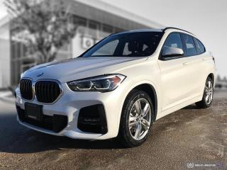 New 2021 BMW X1 xDrive28i M Sport Edition for sale in Winnipeg, MB