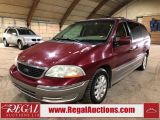 Photo of Red 2003 Ford Windstar