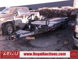 Photo of Black 2019 DIAMOND C ROADCLIPPER T/A TILT DECK TRAILER