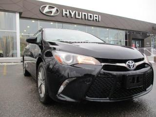 Used 2017 Toyota Camry SE for sale in Ottawa, ON