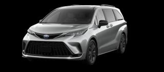 New 2021 Toyota Sienna Sienna XSE FWD 7-Pass for sale in Pickering, ON