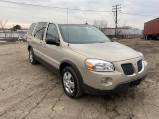 Used 2009 Pontiac Montana SV^ for sale in Toronto, ON