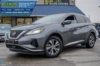 Used 2020 Nissan Murano SV for sale in Guelph, ON
