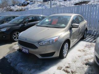 Used 2015 Ford Focus SE for sale in North Bay, ON
