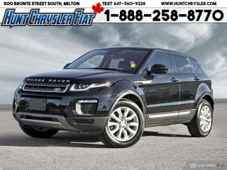 Used 2017 Land Rover Evoque SE | LEATHER | PANO | NAV | CAM & MORE!!! for sale in Milton, ON