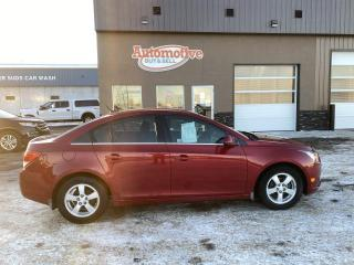Used 2012 Chevrolet Cruze 2LT for sale in Stettler, AB