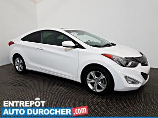 Used 2013 Hyundai Elantra Coupe GLS TOIT OUVRANT - A/C - Sièges Chauffants for sale in Laval, QC
