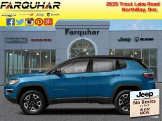 New 2021 Jeep Compass Trailhawk Elite for sale in North Bay, ON