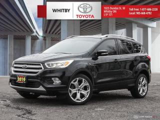 Used 2019 Ford Escape Titanium for sale in Whitby, ON