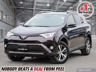 Used 2018 Toyota RAV4 XLE for sale in Mississauga, ON