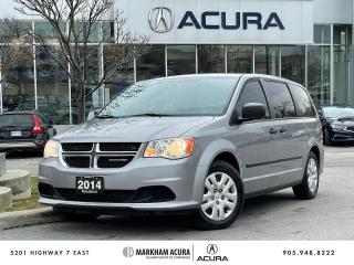 Used 2014 Dodge Grand Caravan CANADA VALUE PACKAGE for sale in Markham, ON