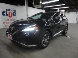 Used 2019 Nissan Murano AWD SV W/ SUNROOF for sale in Ottawa, ON