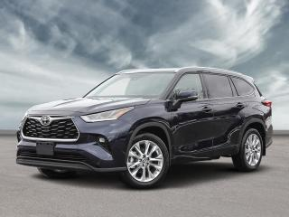 New 2021 Toyota Highlander LIMITED AWD for sale in North Bay, ON