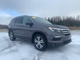 Used 2017 Honda Pilot EX AWD for sale in Summerside, PE