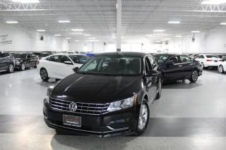 Used 2016 Volkswagen Passat TSI NO ACCIDENTS I REAR CAM I CARPLAY I HEATED SEATS I BT for sale in Mississauga, ON