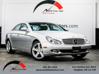 Used 2006 Mercedes-Benz CLS-Class CLS500|Navigation|Sunroof|Wood Trim|Low Miles for sale in Vaughan, ON