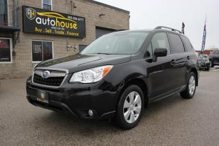 Used 2014 Subaru Forester Limited / Manual / Backup Camera / Automatic Tailgate / AWD for sale in Newmarket, ON
