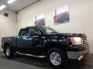 Used 2009 GMC Sierra 2500 HD 4WD Ext Cab for sale in Edmonton, AB