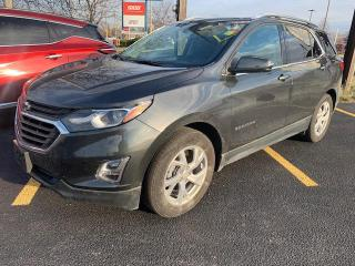 Used 2019 Chevrolet Equinox LT NAV panorama loaded for sale in Windsor, ON