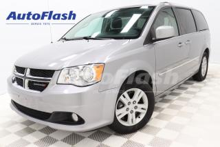 Used 2015 Dodge Grand Caravan CREW *Stow'n-Go *Camera *A/C-3-ZONES for sale in Saint-Hubert, QC