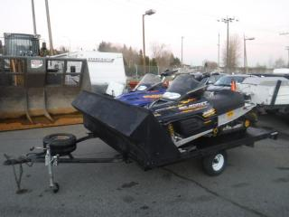 Used 2000 Summit Rotax 800 Ski Doo Package Includes 2 Ski Doos And Trailer for sale in Burnaby, BC