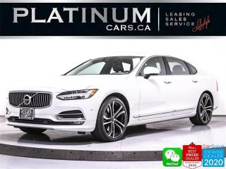 Used 2018 Volvo S90 T6 Inscription,AWD,360CAM,PANOROOF,NAV,HEATED SEAS for sale in Toronto, ON