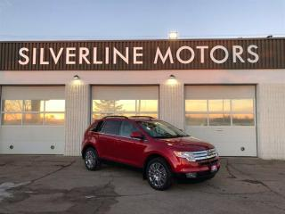Used 2010 Ford Edge Limited for sale in Winnipeg, MB