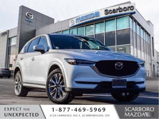 Used 2020 Mazda CX-5 0%FINANCE|DEMO|GT|AWD|NON TURBO for sale in Scarborough, ON