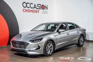 Used 2020 Hyundai Sonata PREFERRED+MAGS 17+VOLANTS/SIEG CHAUF+APPLE CARPLAY for sale in Laval, QC
