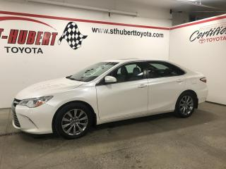 Used 2015 Toyota Camry XLE V6 NAVIGATION TOIT OUVRANT for sale in St-Hubert, QC