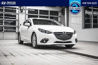 Used 2015 Mazda MAZDA3 GS chez Rimouski Hyundai for sale in Rimouski, QC
