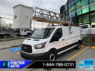Used 2018 Ford Transit T-350 toit bas 148 po PNBV de 9 500 lb p for sale in Montréal, QC